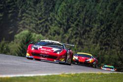 #59 Team Sofrev-Asp 法拉利 F458 Italia GT3: 克里斯托弗·布雷, 帕斯卡尔·基朋, 让-菲利普·贝洛克