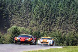 #56 AT Racing Ferrari F458 Italia: Alexander Talkanitsa Jr., Alexander Talkanitsa Sr., Pierre Kaffer
