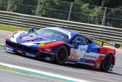 #72 SMP Racing 法拉利 F458 Italia GT3: 安德烈·贝托里尼, 维克托·沙伊塔, 谢尔盖·兹洛宾