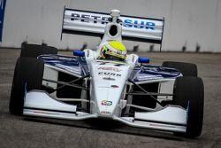 Juan Piedrahita, Schmidt Motorsports Peterson
