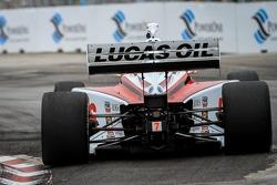 Luiz Razia, da equipe Moore Racing