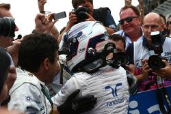 Segundo lugar Valtteri Bottas, Williams FW36
