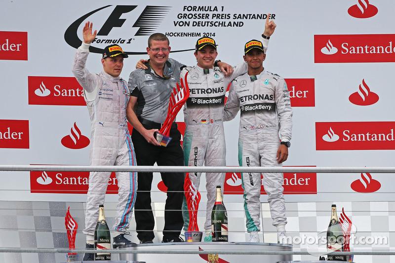 20 (2014) GP de Alemania Primer lugar