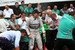 Race winner Nico Rosberg, Mercedes AMG F1 W05