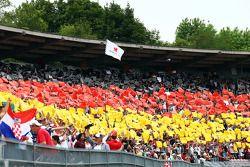 ГП Германии, Воскресенье, перед гонкой.