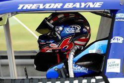 Trevor Bayne'in kaskı
