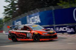 #70 Compass360 Racing Subaru WRX STi: Ray Mason