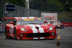 #92 Dodge Motorsports Dodge Viper SRT GT3-R: Kuno Wittmer