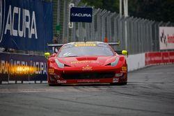 #61 R. Ferri Motorsport Ferrari 458 GT3 Italia: Anthony Lazzaro