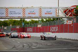 PWC S yarışın startında