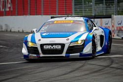 #32 Global Motorsports Group Audi R8 Ultra: Bret Curtis