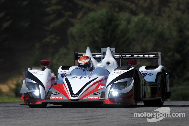 #38 Jota Sport Zytek Z11SN Nissan: Simon Dolan, Harry Tincknell, Filipe Albuquerque