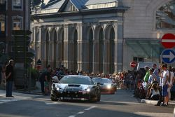#111 Kessel Racing 法拉利 458 Italia: 斯蒂芬·厄尔, 弗雷迪·克莱默, 马库斯·梅伊, 利阿姆·塔波特