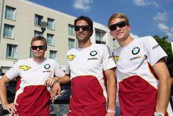 Lucas Luhr, Markus Palttala, Dirk Werner