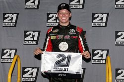 Pole position Erik Jones