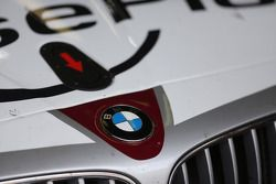 Detalhe do BMW Sports Trophy Team Marc VDS BMW Z4