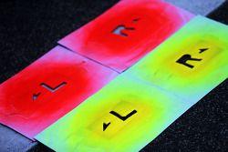 Tyre marking stencils