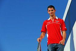 Alexander Rossi, Marussia F1 Team terzo pilota