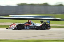 #7 Starworks Motorsport ORECA FLM09: Martin Fuentes, John Martin