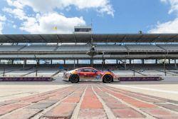 #73 Park Place Motorsports Porsche 911 GT America: Patrick Lindsey, Mike Skeen