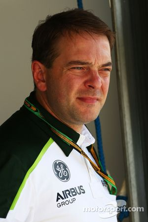 Dr. Manfredi Ravetto, Caterham F1 Team General Manager and Deputy Team Principal