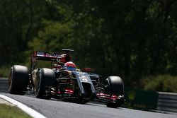 Romain Grosjean , Lotus F1 Team