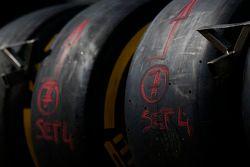 GP2 Pirelli lastikleri