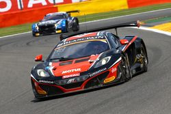 #99 ART Grand Prix MP4-12C: Kevin Korjus, Kevin Estre, Andy Soucek