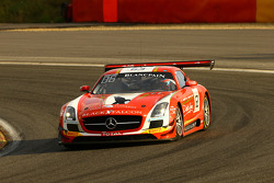#63 Black Falcon Mercedes SLS AMG GT3: Adam Christodoulou, Yelmer Buurman, Mike Parisy