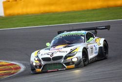 #77 BMW Sports Trophy Team Marc VDS BMW Z4: Lucas Luhr, Markus Palttala, Dirk Werner