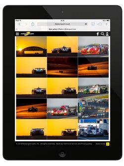 Presentación de Motorsport.com y su quinta generación