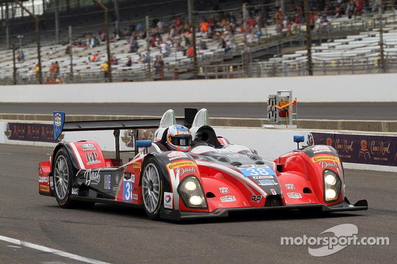 #38 Performance Tech Motorsports ORECA FLM09 雪佛兰: 大卫·奥斯特拉, 詹姆斯·弗兰奇