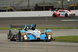 Бруно Жункейра и Данкан Энде. Индианаполис, пятничная гонка.
