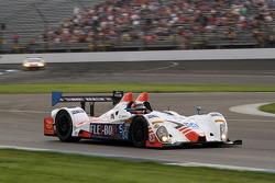 Колин Браун и Джонатан Беннет. Индианаполис, пятничная гонка.