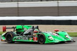 #2 Extreme Speed Motorsports HPD ARX-03b Honda: Ed Brown, Johannes van Overbeek
