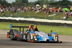 Крис Камминг и Джек Хоксуорт. Индианаполис, пятничная гонка.