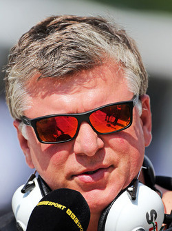 Otmar Szafnauer, Sahara Force India F1 Director de operaciones