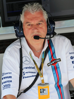 Pat Symonds, Williams Director técnico