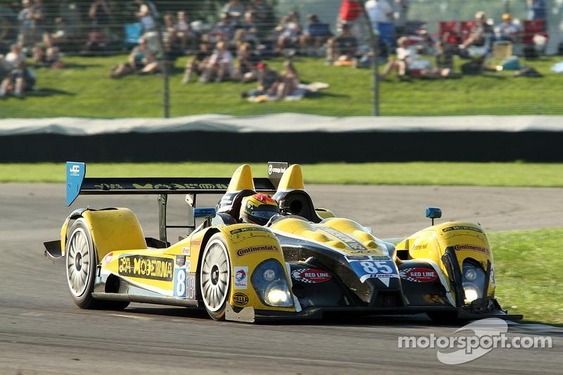 #85 JDC/Miller Motorsports ORECA FLM09: Chris Miller, Stephen Simpson