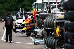 GP2轮胎推车