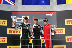 Richie Stanaway, Nick Yelloly, Robert Visoiu