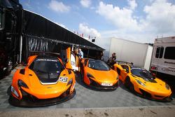 Estande da McLaren