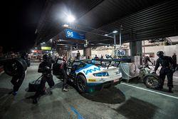 #96 PGF-Kinfaun AMR 阿斯顿马丁 Vantage GT3: 约翰·高, 保罗·怀特, 菲尔·德赖伯勒, 汤姆·奥斯洛-科尔
