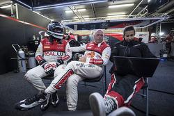 Audi team