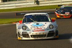 #93 Pro GT by Almeras Porsche 997 GT3 R: Eric Dermont, Franck Perera, Lucas Lasserre, Marco Bonanomi