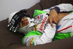 Sleepy mechanic