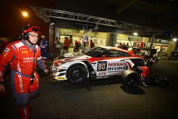 #80 Nissan GT Academy Team RJN Nissan GT-R Nismo GT3: Nick McMillen, Florian Strauss, Alex Buncombe, Wolfgang Reip
