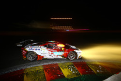 #42 Sport Garage Ferrari 458 Italia: Gilles Vannelet, Lorenzi Bontempelli, Beniamino Caccia, Maxime Van Hove