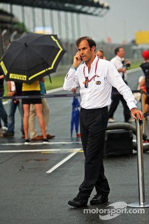 Emanuele Pirro, Comisario de la FIA.