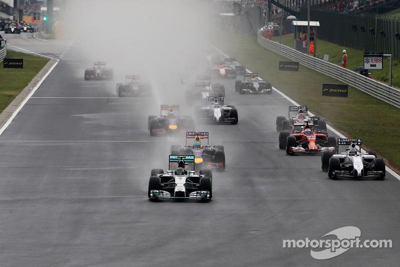 7- GP de Hungría 2014